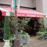 パッションフルーツムース イタリアンカフェ『オルヴィエターナ』/前橋市