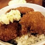 タルタルソースかつ丼の元祖 板鼻館 / 群馬県安中市板鼻