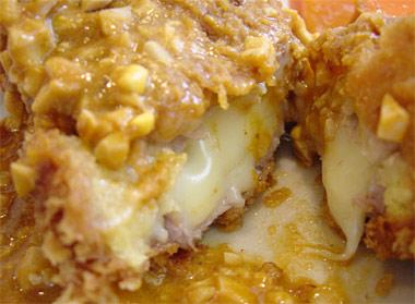 豚ロースチーズ入りカツレツ
