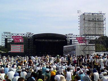 apbankfes2006会場