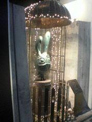 ウサダー銅像