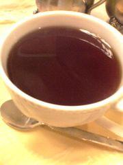 喫茶店あおき ホットコーヒー