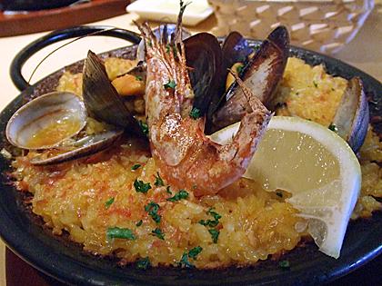 スペイン料理 エルヴィエント