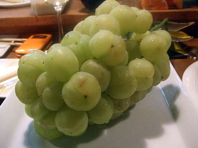 岡山 桃太郎葡萄