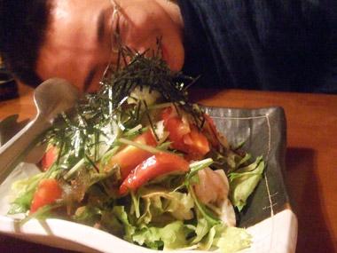きりんじサラダ