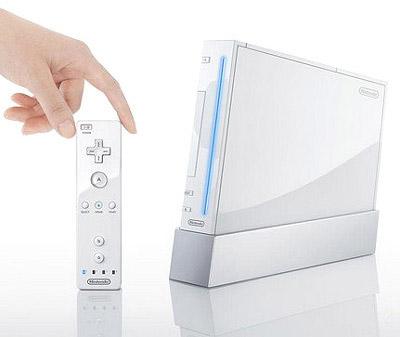 任天堂の新型ゲーム機『Wii』