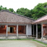 沖縄の伝統的な家